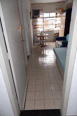 Sala Living, código 2600 em São Vicente, bairro Itararé