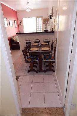 Apartamento, código 2592 em Santos, bairro José Menino