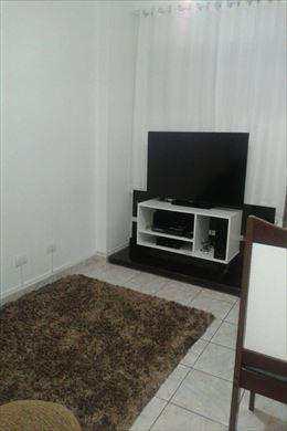 Apartamento, código 2582 em Santos, bairro José Menino