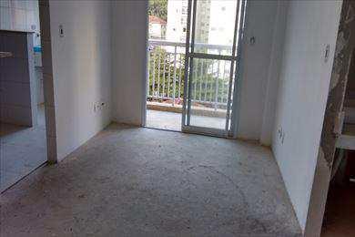 Apartamento, código 2564 em Santos, bairro José Menino
