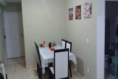 Apartamento, código 2536 em Praia Grande, bairro Canto do Forte