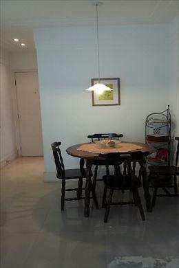 Apartamento, código 2526 em Santos, bairro Pompéia