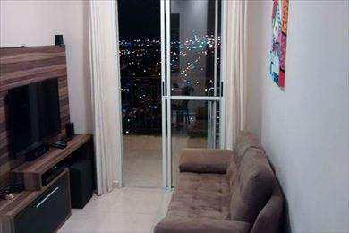 Apartamento, código 2506 em Santos, bairro Areia Branca