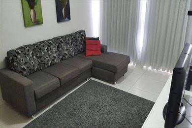 Apartamento, código 2505 em Santos, bairro Embaré