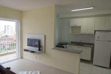 Apartamento, código 2497 em Santos, bairro Vila Matias