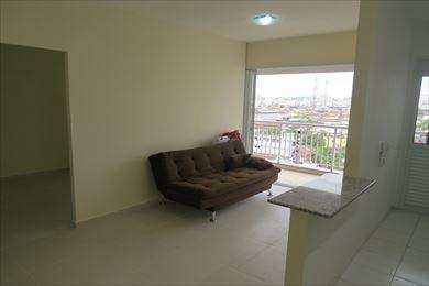Apartamento em Santos, no bairro Vila Matias