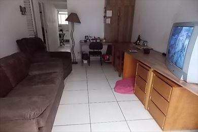 Casa, código 2492 em São Vicente, bairro Vila São Jorge