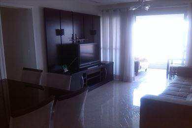 Apartamento, código 2472 em Santos, bairro Encruzilhada