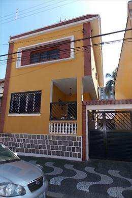 Sobrado, código 2476 em Santos, bairro Campo Grande
