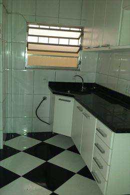 Sala Living, código 2459 em Santos, bairro José Menino