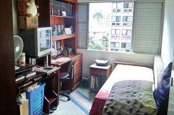 Apartamento, código 2447 em Santos, bairro Encruzilhada