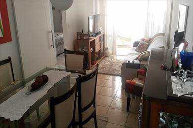 Apartamento, código 2434 em Santos, bairro Ponta da Praia