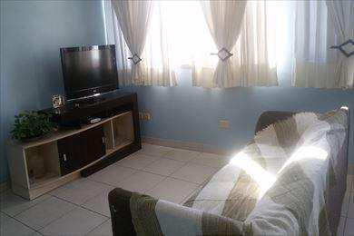 Apartamento, código 2427 em Santos, bairro Gonzaga