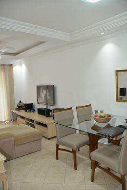 Apartamento, código 2421 em Praia Grande, bairro Tupi
