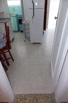 Sala Living, código 2418 em Santos, bairro José Menino