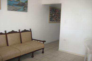 Casa, código 2410 em São Vicente, bairro Itararé