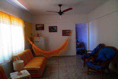 Apartamento, código 2405 em Praia Grande, bairro Balneário Ipanema Mirim