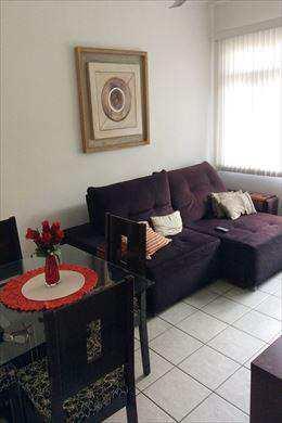 Apartamento, código 2401 em Santos, bairro Boqueirão