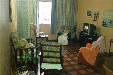 Apartamento, código 2389 em Santos, bairro José Menino