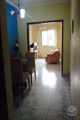 Apartamento, código 2380 em São Vicente, bairro Centro