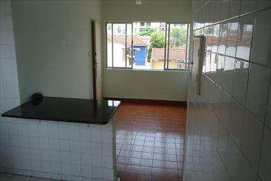 Apartamento, código 2370 em São Vicente, bairro Itararé