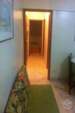 Apartamento, código 2369 em Santos, bairro Aparecida