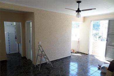 Apartamento, código 2366 em Santos, bairro José Menino
