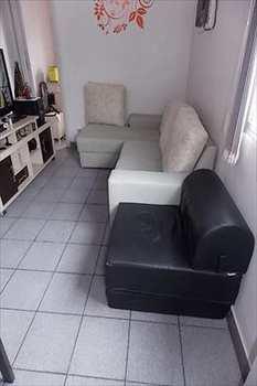 Apartamento, código 2354 em Santos, bairro Macuco