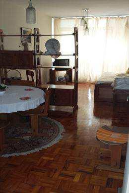 Apartamento, código 2348 em Santos, bairro José Menino