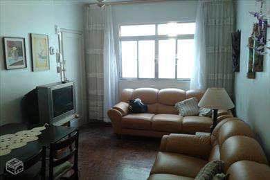 Apartamento, código 2345 em São Vicente, bairro Itararé