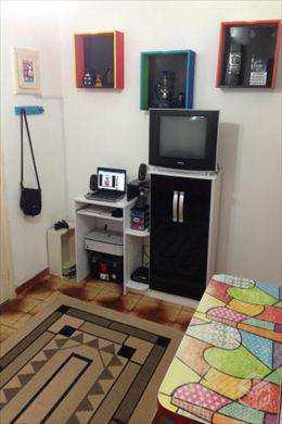 Sala Living, código 2335 em Santos, bairro José Menino