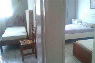 Apartamento, código 2336 em São Vicente, bairro Itararé