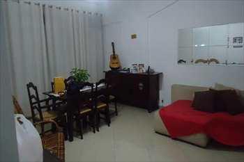 Apartamento, código 2322 em São Vicente, bairro Itararé