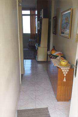 Apartamento, código 2317 em Santos, bairro José Menino