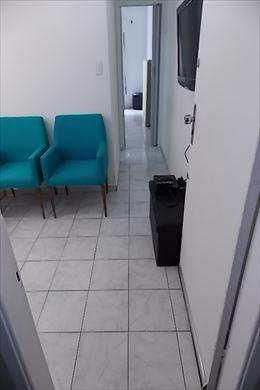Apartamento, código 2307 em Santos, bairro José Menino
