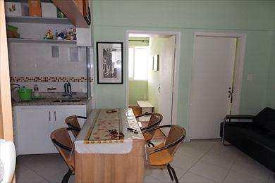 Apartamento, código 2310 em Santos, bairro José Menino