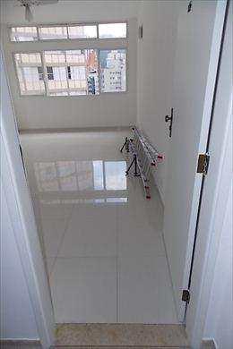 Apartamento, código 2299 em Santos, bairro José Menino