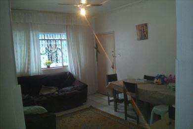 Apartamento, código 2276 em Santos, bairro Macuco