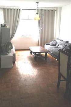 Apartamento, código 2271 em Santos, bairro José Menino