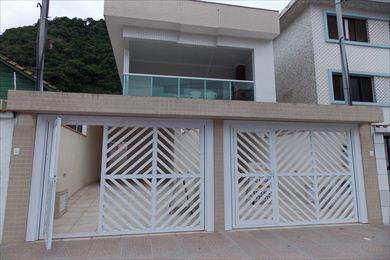 Casa, código 2263 em Santos, bairro Marapé