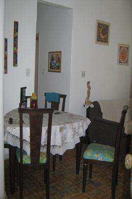 Apartamento, código 2224 em São Vicente, bairro Itararé