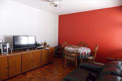 Apartamento, código 2208 em Santos, bairro José Menino