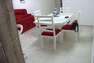 Apartamento, código 2201 em Santos, bairro José Menino