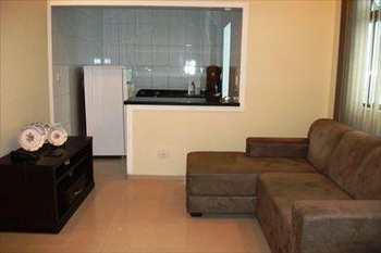 Apartamento, código 2197 em Santos, bairro Encruzilhada