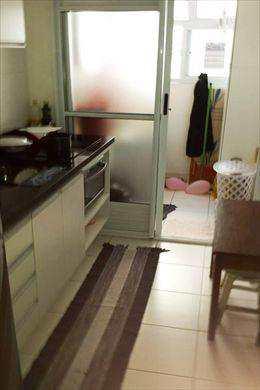 Apartamento em Santos, no bairro Areia Branca
