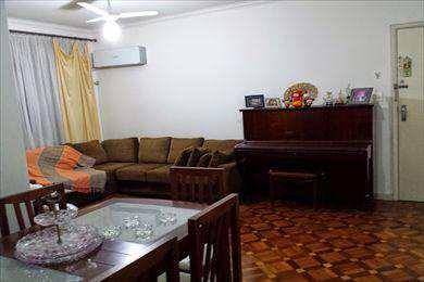 Apartamento, código 2161 em Santos, bairro Boqueirão