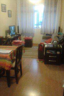 Apartamento, código 2159 em São Vicente, bairro Itararé