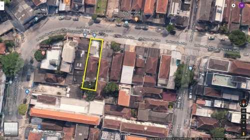 Área, código 2142 em Santos, bairro Marapé