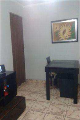Apartamento, código 2136 em Santos, bairro Aparecida