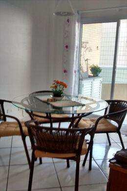 Apartamento, código 2131 em Praia Grande, bairro Guilhermina